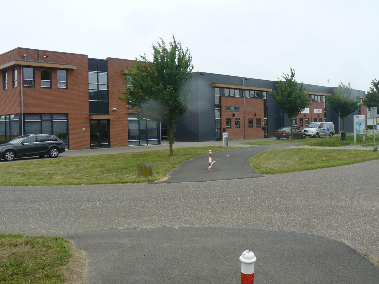 Bedrijfsgebouwen Zutphen